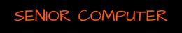 Senior computer Logo